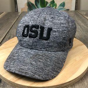 Oregon State University Black Memory Fit OSFA Hat